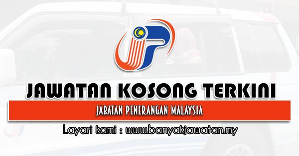 Jawatan Kosong 2021 di Jabatan Penerangan Malaysia