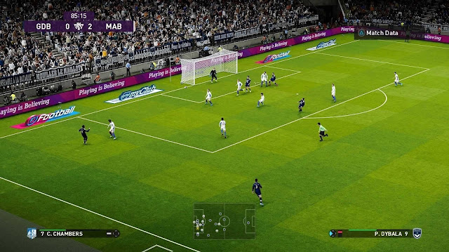 PES 2020 Replay Logo Remover (Lag Fix) by Frht33