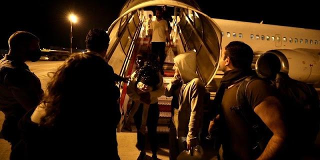 37 Aktivis Perempuan Afghanistan Tiba di Albania dengan Pesawat Sewaan LSM Hillary Clinton