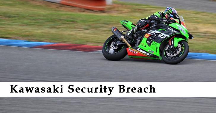 Kawasaki Security Breach