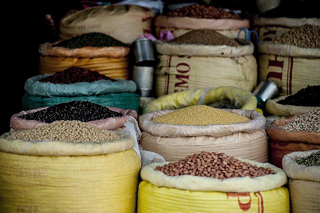 High Profit Groceries Business Idea - Beans