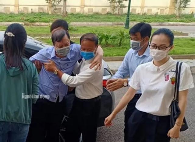 Thanh Hóa: Tòa án xét xử Cựu đại tá Nguyễn Chí Phương về tội hối lộ