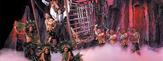 The Best Luaus and Live Entertainment in Waikiki Honolulu Oahu - The Magic of Polynesia with John Hirokawa