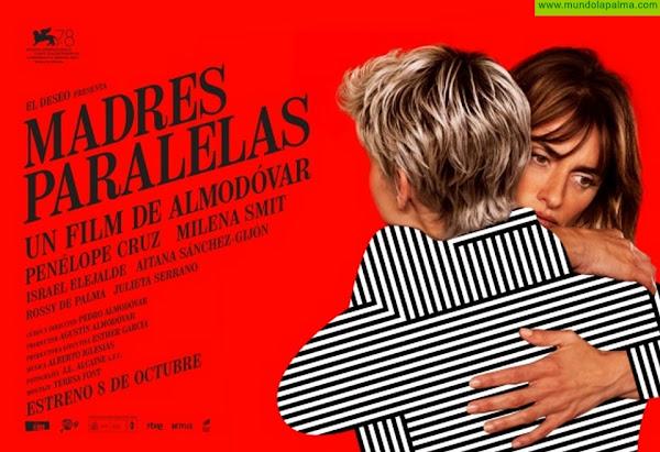 """Teatro Cine Chico proyecta, a partir del próximo viernes, la última película de Pedro Almodóvar """"Madres Paralelas"""""""