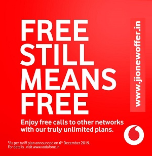 Vodafone new plan december 2019