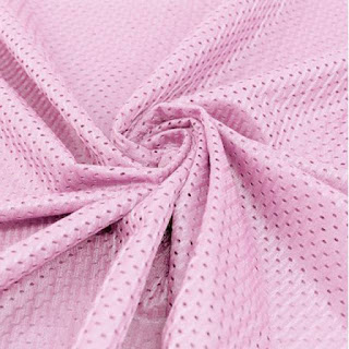 mesh facbric activewear