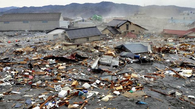 Japan Earthquake And Tsunami 2011 Christine O Donnell