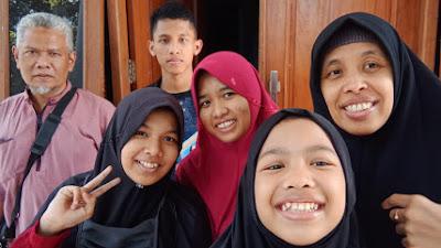 Merindu Harapan, Keluarga Penghafal Qur'an