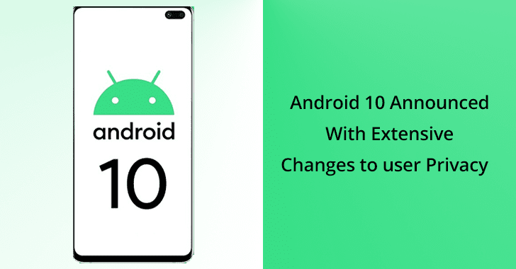 Android 10 Released – New Privacy Protection by Restricting access to External storage, Location Access & Background Activities