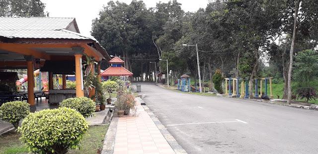 Taman Rekreasi Tangkak @ Chohong