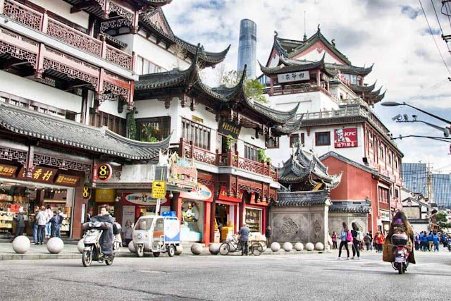 Shanghai has not ever seduced travelers by this fascinating experiences