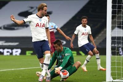 Video Tottenham 2-0 West Ham: Kane tỏa sáng, nuôi mộng châu Âu
