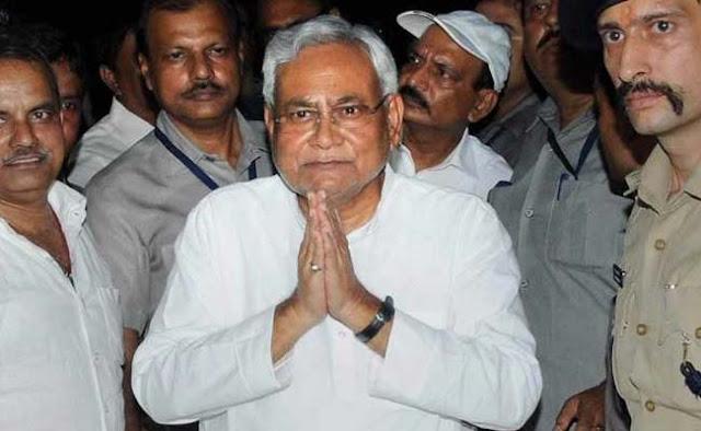 Nitish Kumar tenders resignation to Govornor