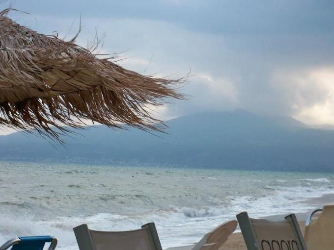 Έκτακτο δελτίο καιρού :Κακοκαιρία ανήμερα τον Δεκαπενταύγουστο