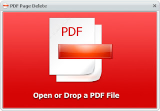 PDF Page Delete 1.1 Portable FREE Download