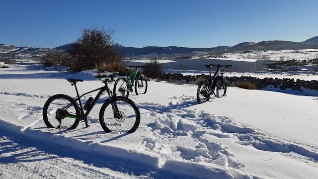 AlfonsoyAmigos - Nieve en Segovia