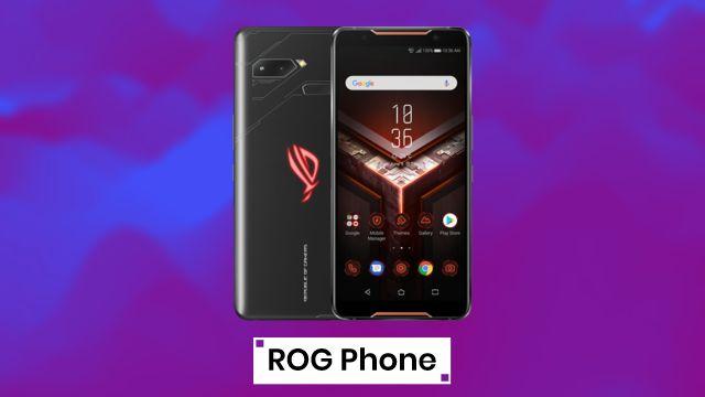 ROG Phone dengan Skor Ranking AnTuTu Tertinggi