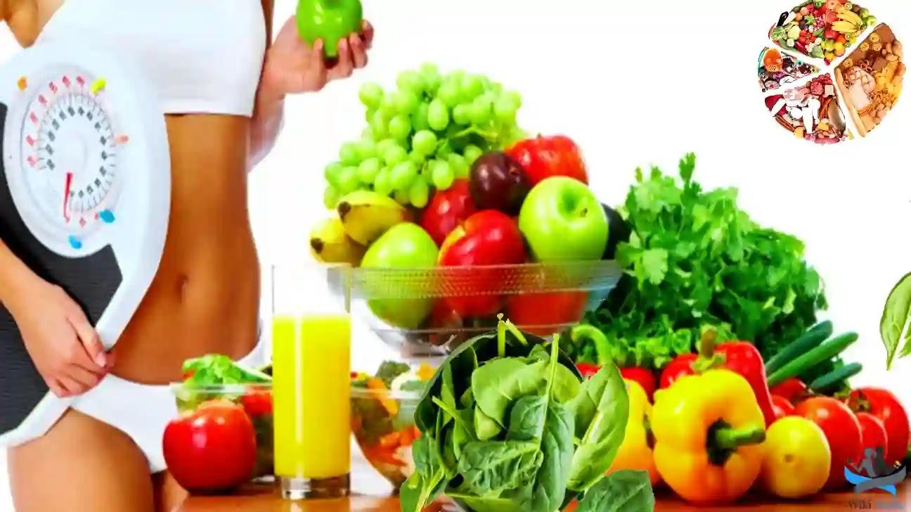 اختر الأطعمة التي تقل عن 100 سعرة حرارية