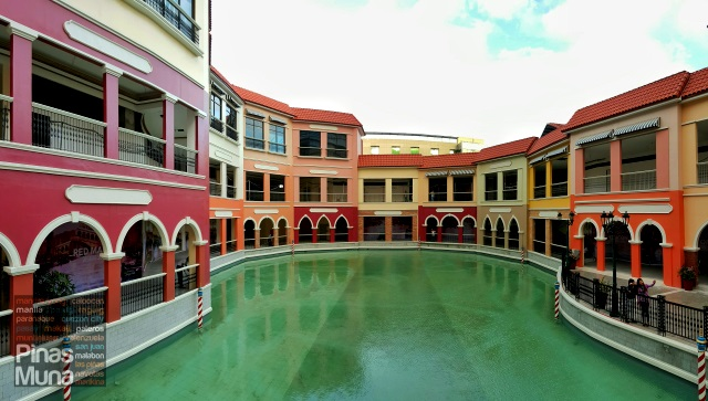 Venice Grand Canal Mall in McKinley Hill