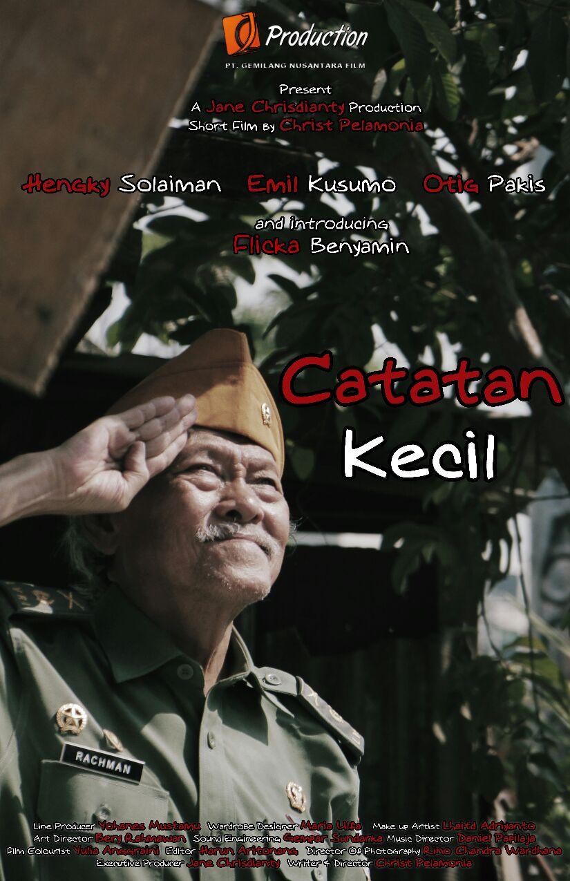 Trailer Catatan Kecil | JC Production | Christ Pelamonia | Jane Chrisdianty