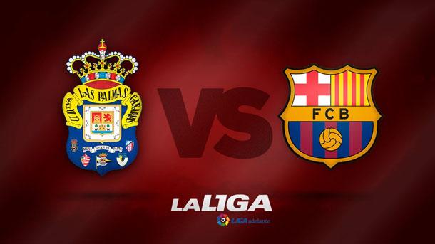 El FC Barcelona quiere conseguir los tres puntos en Gran Canaria