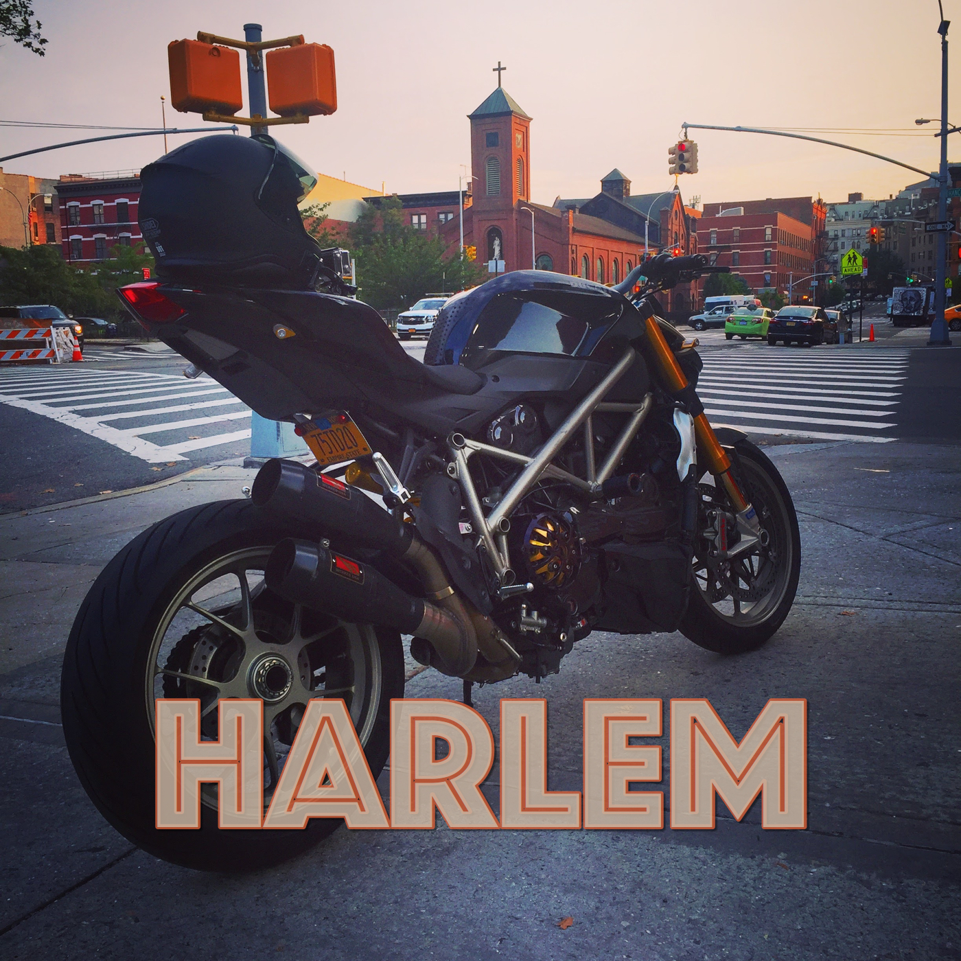 Ducati Owners Club Harlem New York