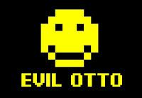 El personaje de Evil Otto de Berzerk