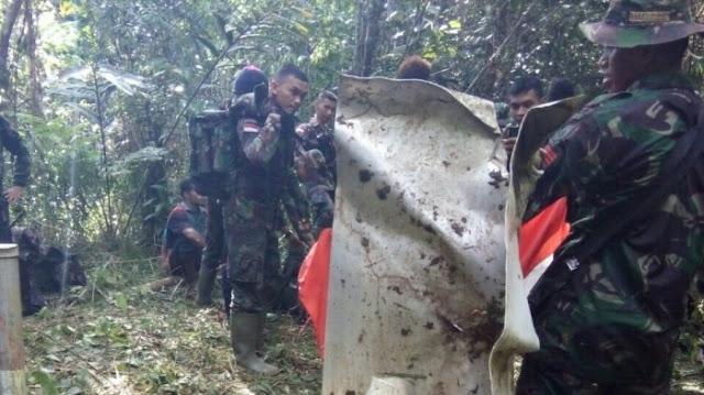 Prajurit TNI Berhasil Temukan Kembali Patok Perbatasan RI-Papua Nugini
