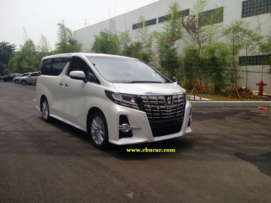 all new alphard vs vellfire grand avanza pilihan warna toyota 2 5 sc 2017 pusat mobil cbu