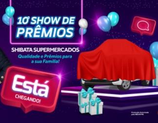 Cadastrar Promoção Shibata 2020 Show de Prêmios Raspadinha 6 Carros 0KM e Até 1 Mil Reais