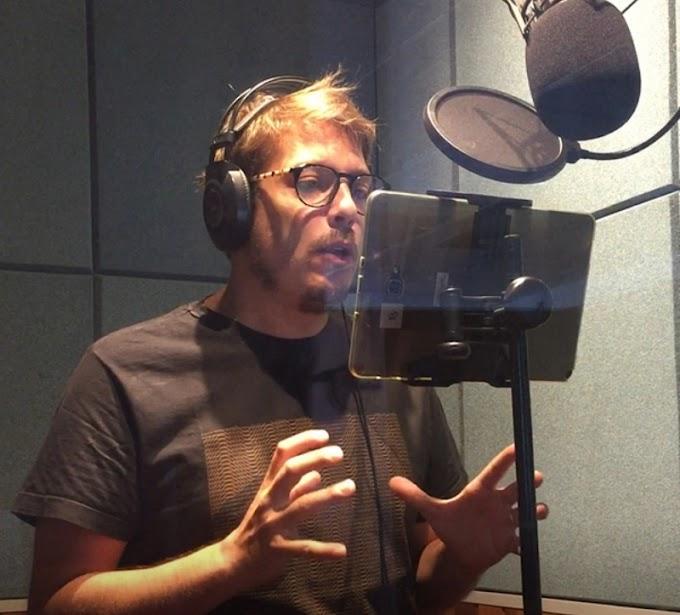 Fabio Porchat narra George Orwell em audiolivro que será lançado gratuitamente