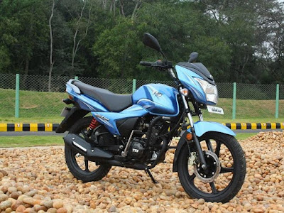 TVS Victor Hd Picture