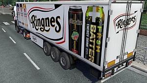 Ringnes trailer mod