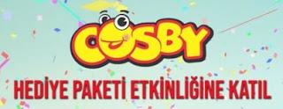 Cosby Hediye Paketi Etkinliği