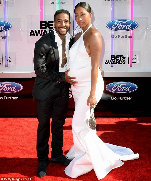 article 2674348 1F4128FE00000578 779 634x759 Red Carpet photos from 2014 BET Awards + Full List of Winners