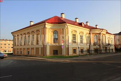 Пинск. Дворец Бутримовичей