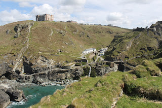 Tintagel Castle, Cornwall, King Arthur