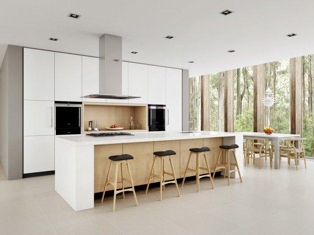 Classy Kitchen Windows Ideas 5