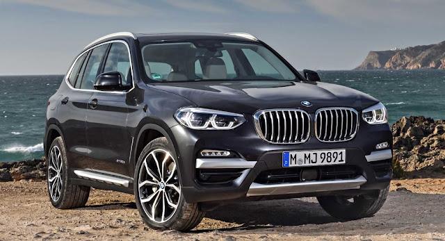 BMW, BMW X3, BMW X5, Hybrid, PHEV