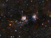 Star-Forming Region Messier 78