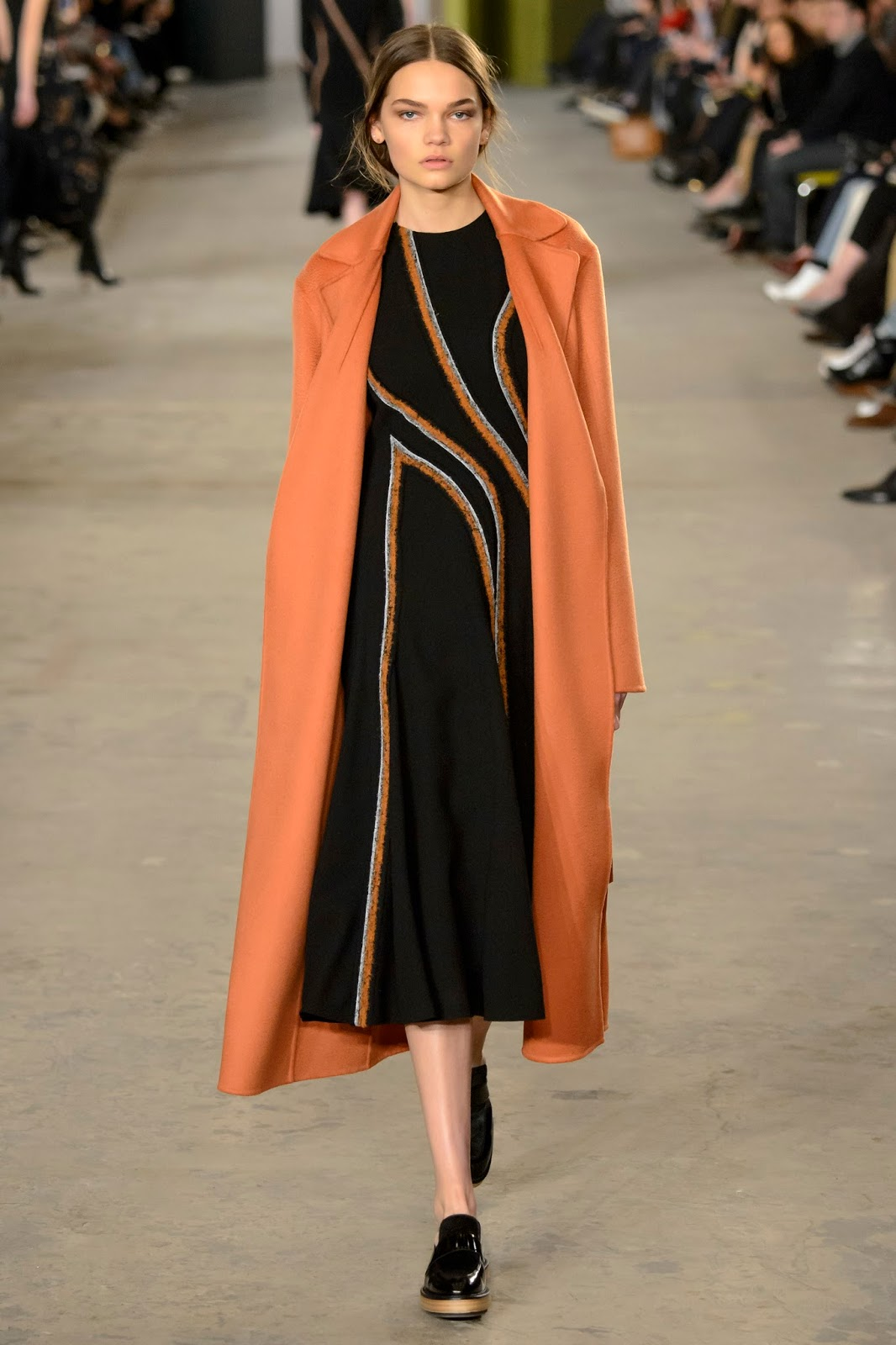Boss Fall/Winter 2016, New York Fashion Week, NYFW best collections via www.fashionedbylove.co.uk