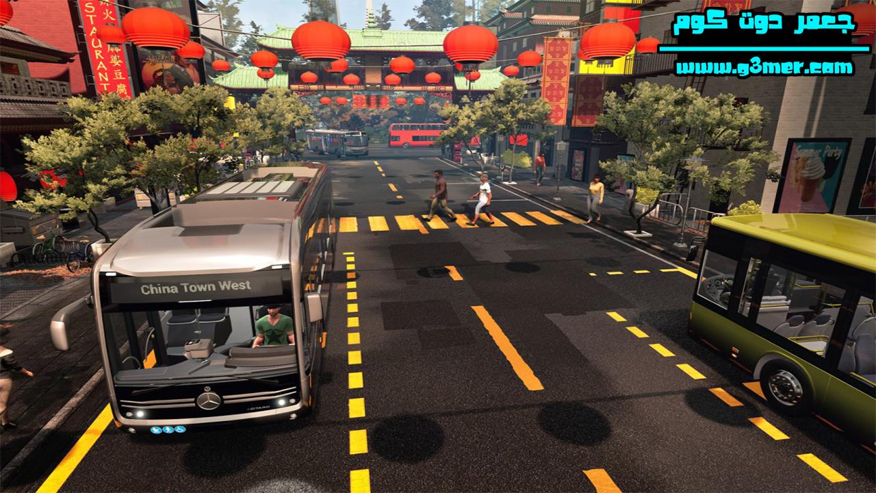 تحميل لعبة Bus Simulator