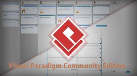 أفضل, برنامج, لعمل, نمذجة, UML, وتطوير, البرامج, والترميز, والهندسة, البرمجية, Visual ,Paradigm ,Community ,Edition