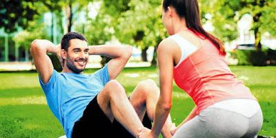 Realiza actividad física ejercicio