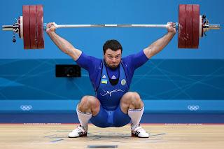JUEGOS OLÍMPICOS - Positivo del ucraniano Oleksiy Torokhtiy que fue campeón olímpico en Londres 2012