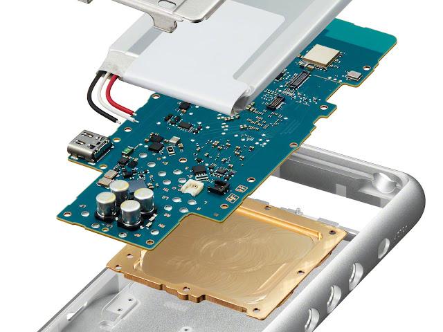 Sony NW-ZX500