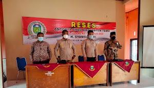 Pada Reses Syamsuri Al, Anggota DPRD Tebo Fraksi PAN, Masyarakat Suarakan Perbaikan Infrastruktur