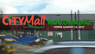 CityMall Koronadal opening