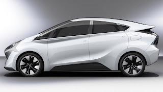 Dream Fantasy Cars-Mitsubishi CA-MiEV Concept