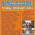 Immediate Recruitment to Singapore - Apply Now